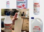 Płyn 5 L.-dezynfekcja rąk i powierzchni- produkt medyczn