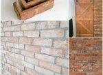 Płytki ze starej cegły płytki z cegły lico środki narożn