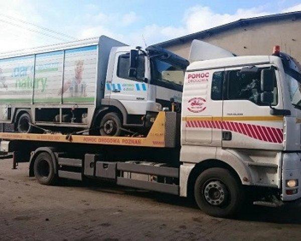 Mobilny serwis samochodów ciężarowych Poznań 881-673-882